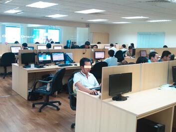 ホーチミン IT企業訪問2012年